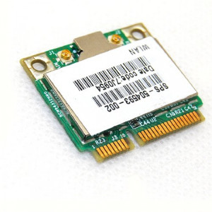 Trådlöst nätverkskort Mini-PCI-E Låg Profil