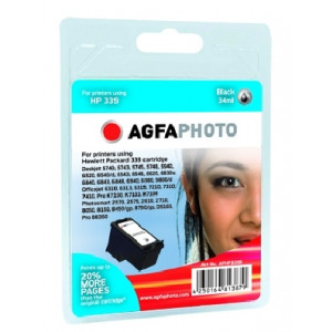 HP 339 Black (AgfaPhoto).