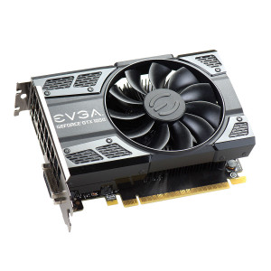 EVGA 04G-P4-6253-KR grafikkort GeForce GTX 1050 Ti 4 GB GDDR5