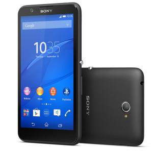 Smartphone Sony Xperia E4 D2105 Svart net2world