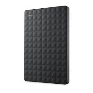 Seagate Expansion Portable 1TB 1000GB Svart externa hårddiskar