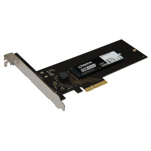 SSD Kingston Technology KC1000 NVMe PCIe SSD 480GB, HHHL 480GB HHHL (CEM2.0) PCI Express 3.0