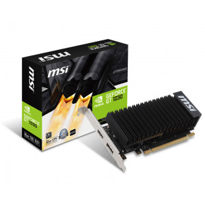 Grafikkort MSI GeForce GT 1030 2GH LP OC