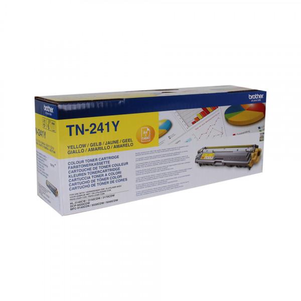 Brother Toner TN-241Y Yellow 1400sid (Original)