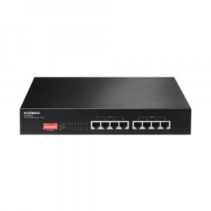 PoE Switch 8-portar - Edimax ES-1008P V2