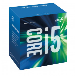 Intel Core ® ™ i5-7500 Processor (6M Cache, up to 3.80 GHz) 3.4GHz 6MB Smart Cache Låda processorer