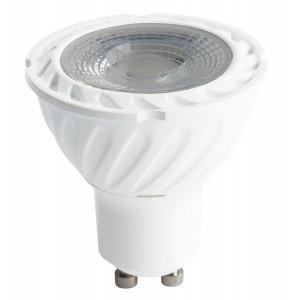 LED lampa GU10 3W 230lum 2700K.