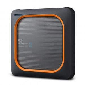 WD My Passport Wireless SSD 2TB WiFi/USB/SD