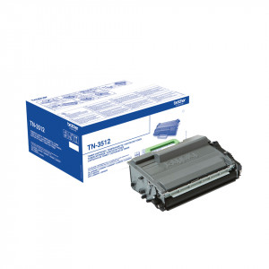 Brother TN-3512 Laser cartridge 12000sidor Svart lasertoners & patroner