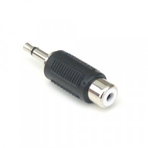 Audioadapter 3.5mm mono - RCA ha-ho