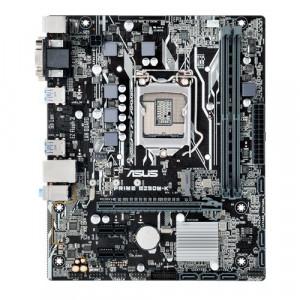 Moderkort -Intel S1151 mATX Asus Prime B250M-K