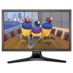 "Datorskärm Viewsonic Professional Series VP2770-LED 27"" IPS Svart"