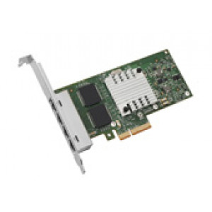 Nätverkskort Intel I340-T4, retail unit Server Adapter