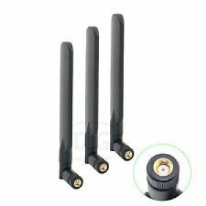 Universal Wifi Antenn för bla trådlösa routrar och nätverksenheter.  Passar bla till Asus RT-N56U, RT-N66U, RT-N68U, RT-AC56U, RT-AC66U, RT-AC68U, RT-AC78U, RT-AC3200U och många fler.  Passar även till andra märken såsom TP-Link, DLink, Linksys, Zyxel, Ne