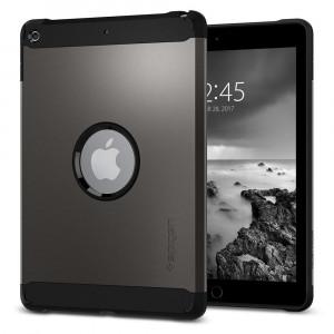"Skal Spigen iPad 9.7"" Case Tough Armor Gunmetal"