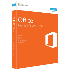 Microsoft Office 2016 Home & Student Svensk (PKC)