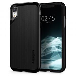 "Skal iPhone XR Spigen New iPhone 6.1"" Case Neo Hybrid Jet Black"