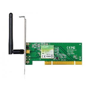 Trådlöst nätverkskort PCI - TP-Link N150.
