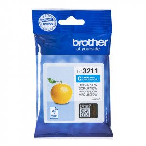 Brother LC-3211C Cyan Original