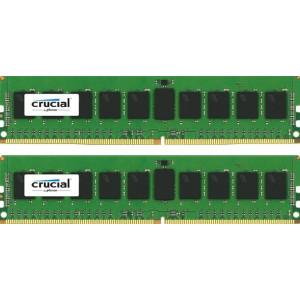 DDR4-2133 Crucial 16GB DDR4 16GB DDR4 2133MHz ECC RAM-minnen