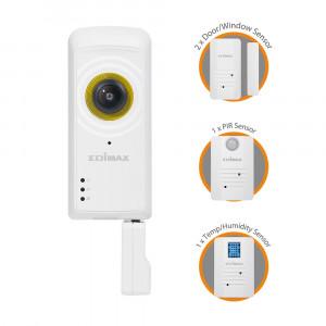 Edimax IC-5170SC säkerhetspaket för smarta hem Wi-Fi