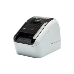 Brother QL-800 direkt termal Färg 300 x 600DPI etikettskrivare