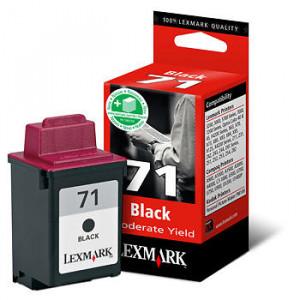 Lexmark 71 Black (Original)