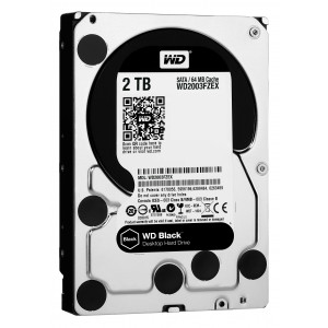 Western Digital Black 2TB