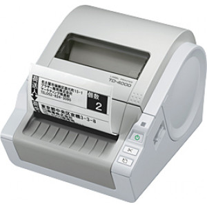 Brother TD-4000 direkt termal 300 x 300DPI etikettskrivare