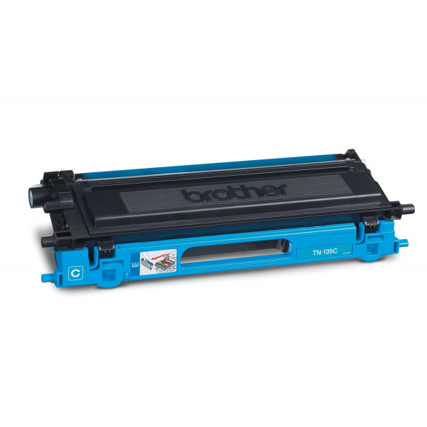 Brother TN135C 4000sidor Cyan