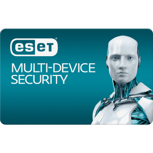 ESET Multi-Device Security (1år) - 3 Användare
