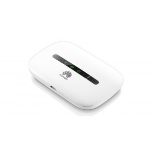 Mobilrouter 3G - Huawei E5330 + TRE Startpaket 5GB