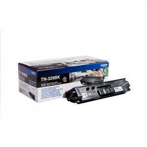 Brother TN-329BK Laser toner 6000sidor Svart lasertoners & patroner
