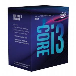 Processor Intel Core i3-8300