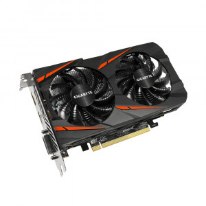 Gigabyte GV-RX550GAMING OC-2GD Radeon RX 550 2GB GDDR5 grafikkort