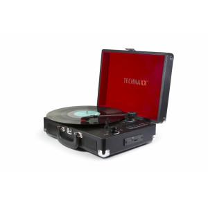 Technaxx Digitalisera vinylskivor TX-101 svart