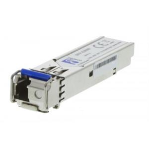DELTACO SFP 1000Base-BX-U , 1310TX/1550RX, 20km