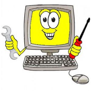 Montering av dator