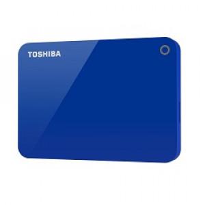 Toshiba Canvio Advance 1TB Blå 2.5 USB
