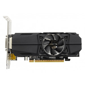 Grafikkort Gigabyte GeForce GTX 1050 Ti OC Low Profile 4G GeForce GTX 1050 Ti 4GB GDDR5