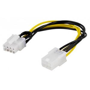 Adapter Ström 6-pin PCI-E - 8-pin PCI-E ho-ha