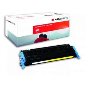 HP Toner 124A Q6003A EP-707 Magenta AgfaPhoto.
