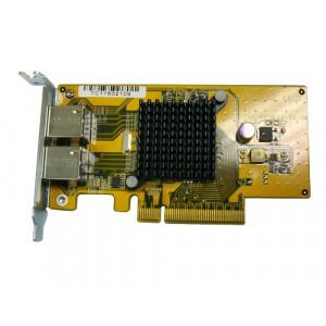 QNAP LAN-1G2T-U Intern Ethernet 1000Mbit/s nätverkskort