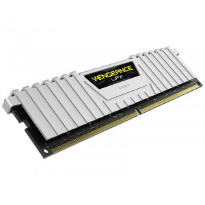 RAM Minne Corsair V LPX 16GB DDR4 White 2x288, 3000MHz