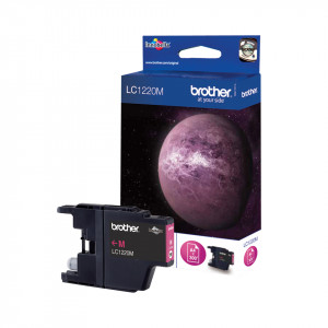 Brother LC1220M Magenta 300sid (Original).