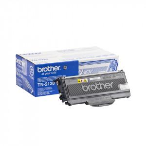 Brother TN-2120 Laser toner 2600sidor Svart lasertoners & patroner
