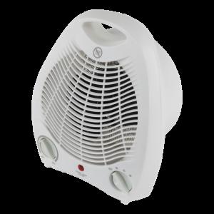 2 heat settings White 2000 w ( fan heater)