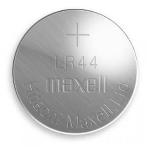Batteri LR44 - Maxell Alkaline, 2-pack