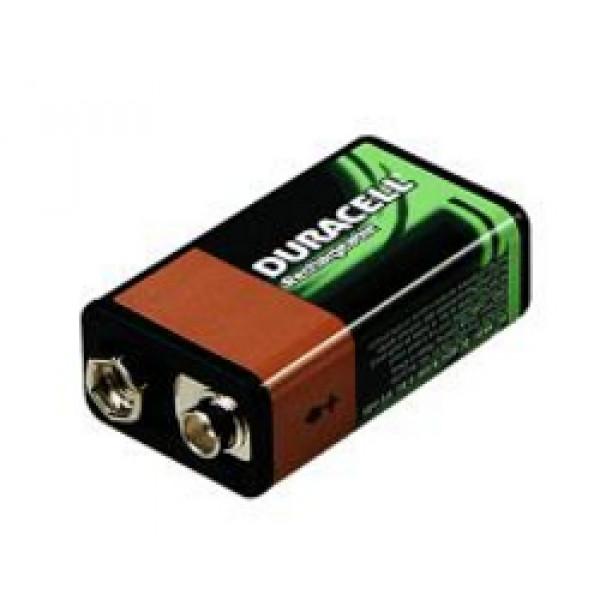 2-Power HR9V laddningsbara batterier Nickel-metallhydrid (NiMH) 170 mAh 9 V