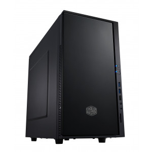 Chassi Cooler Master Silencio 352 Tyst SIL-352M-KKN1
